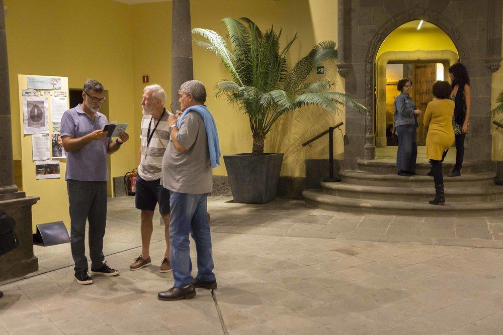 Una cita con... David Gutiérrez Camps. Proyección de 'Sotobosque'