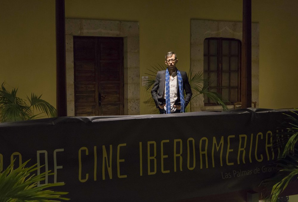 Clausura de Ibértigo 2018, con João Pedro Rodrigues. Proyección de 'El ornitólogo'
