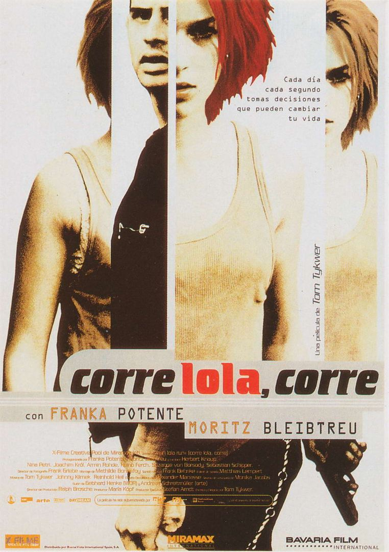 Póster Corre Lola, corre 1.jpg