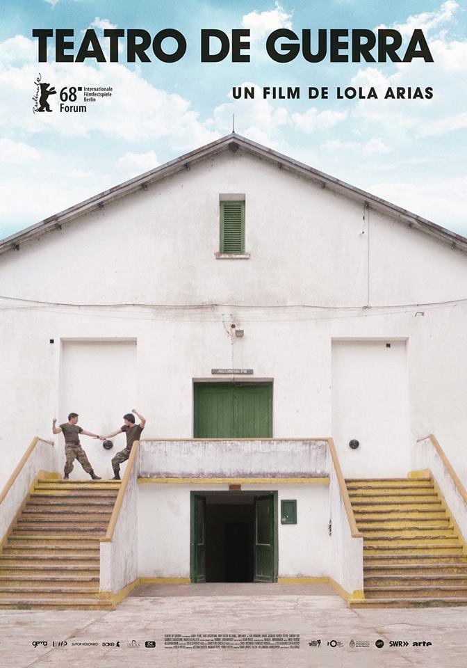 'Teatro de guerra', de Lola Arias [Argentina, 2018, 82']