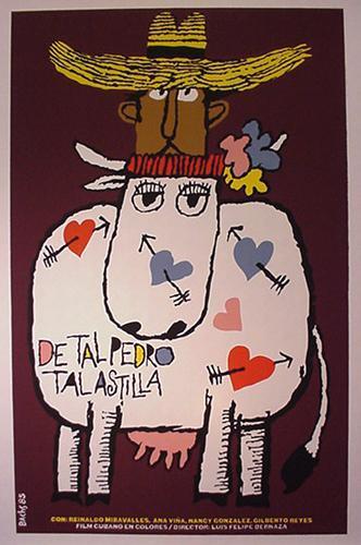 'De tal Pedro tal astilla', de Luis Felipe Bernaza [Cuba, 1987, 82']