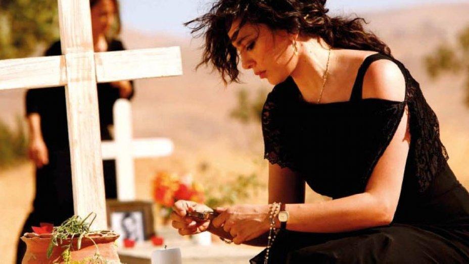 """Fotograma de """"¿Y ahora adónde vamos?"""" de Nadine Labaki"""
