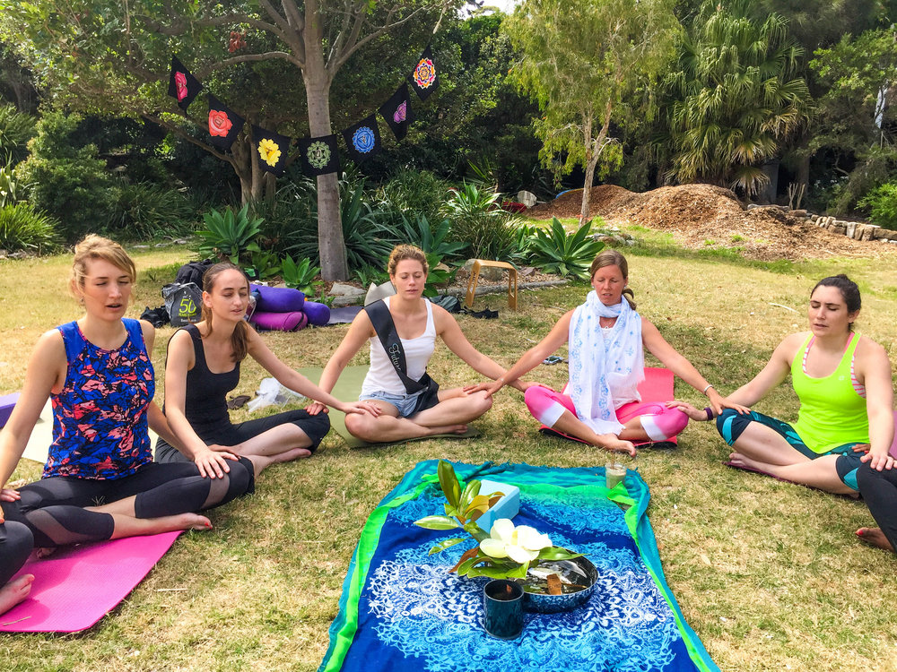 Womens Yoga Class
