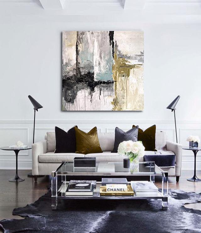 • Look for this statement piece that enhances your space and makes your walls talk.•