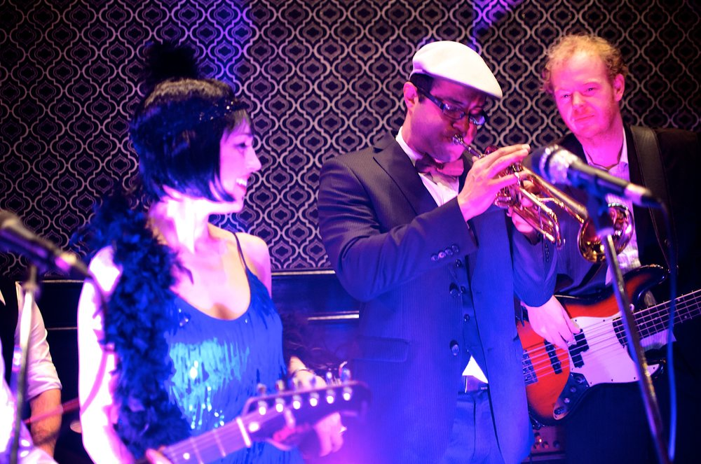 20s trumpet Gatsby theme band for hire Sydney.jpg