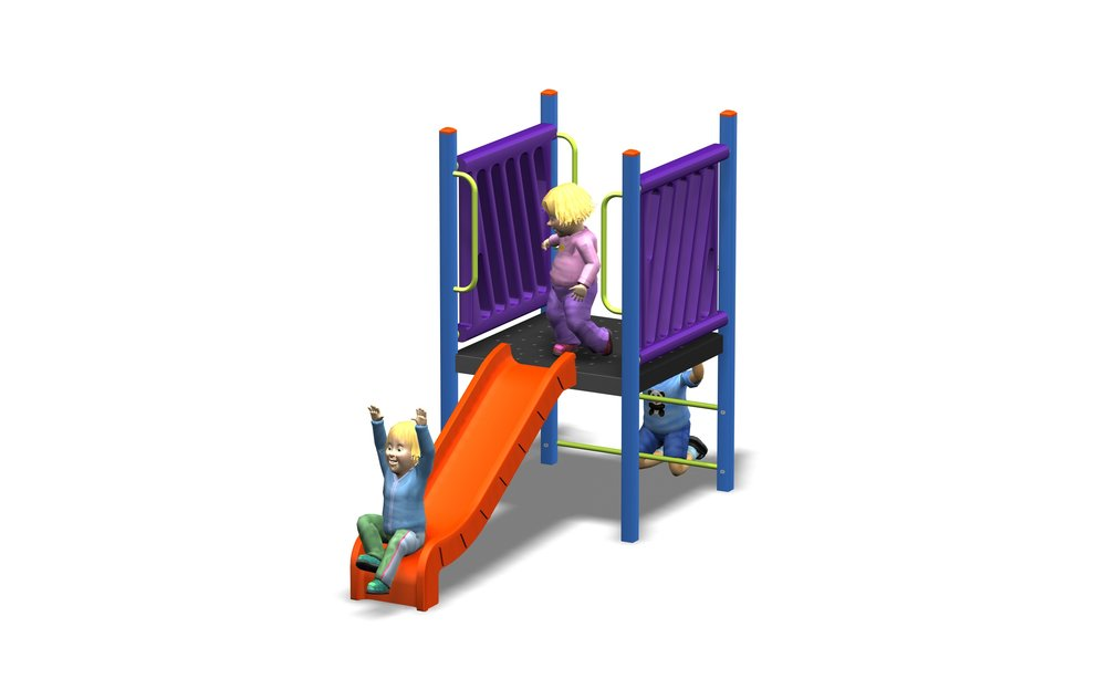 Freestanding Slide 800