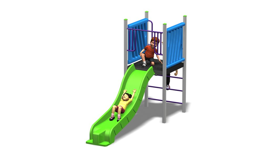 Freestanding Slide 1200