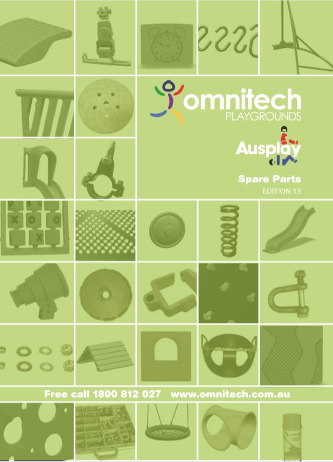 Omnitechs latest Spare Part catalog