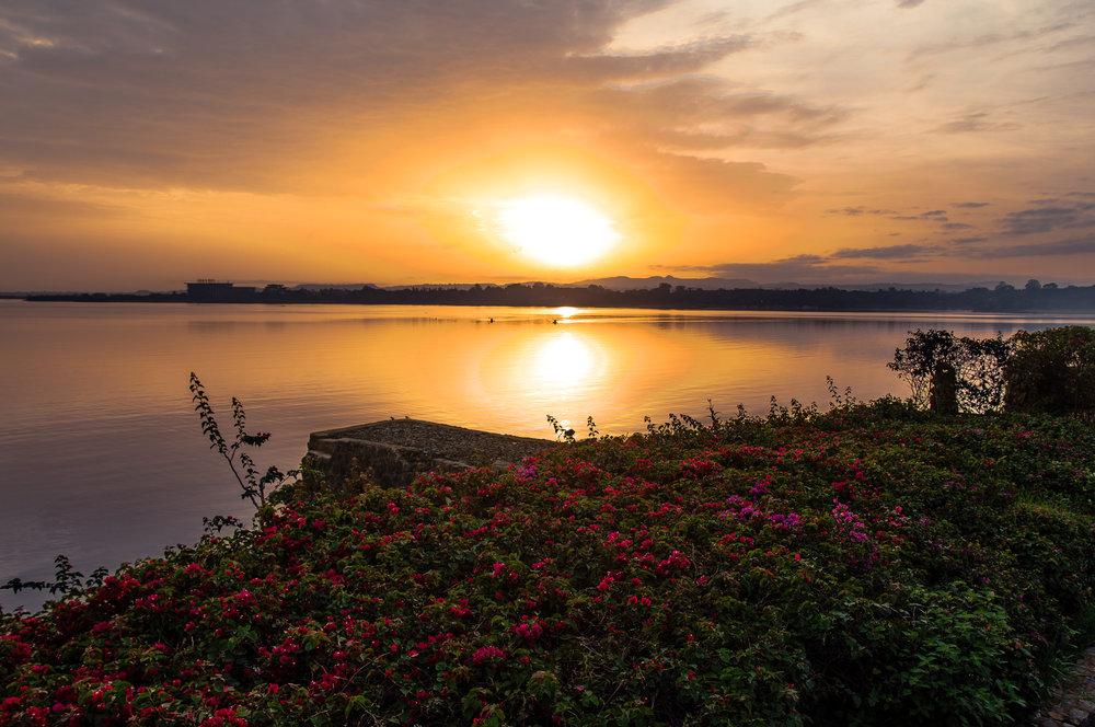 Bahir Dar - Sunset