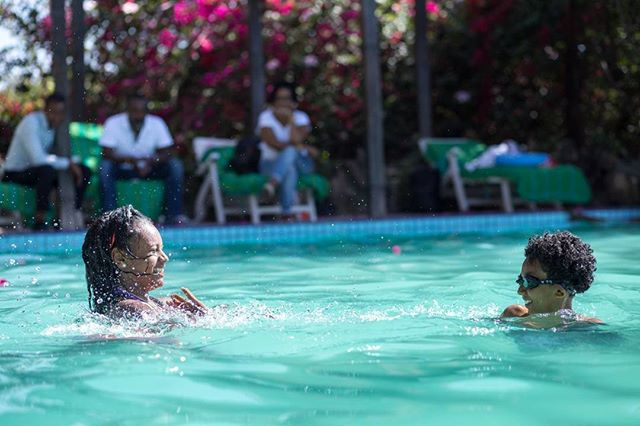 Come and enjoy family time at Kuriftu Bishoftu Resort & Spa