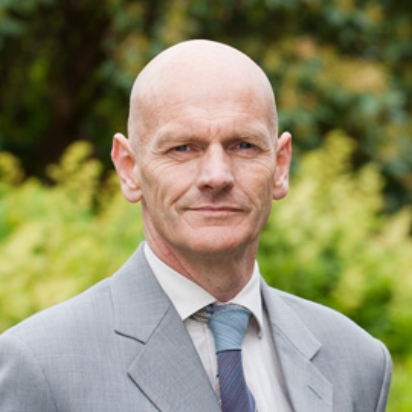 Christopher Elliott, Professor of Food Safety and Director of the Institute for Global Food Security, Queen's University Belfast
