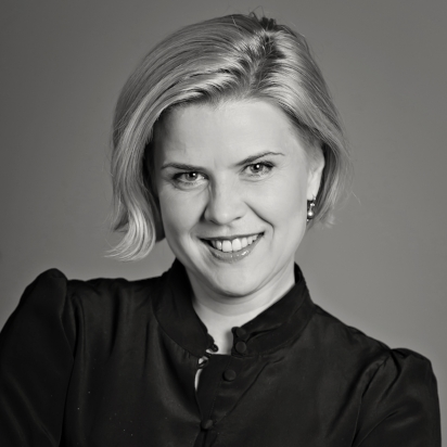 Hele Talur, Group Quality and Sustainability Manager, Coca-Cola HBC.