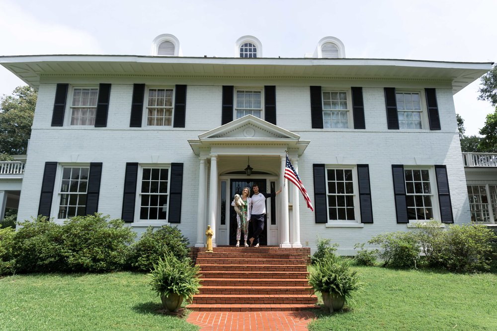 The Whitehouse Guesthouse in Clarksdale