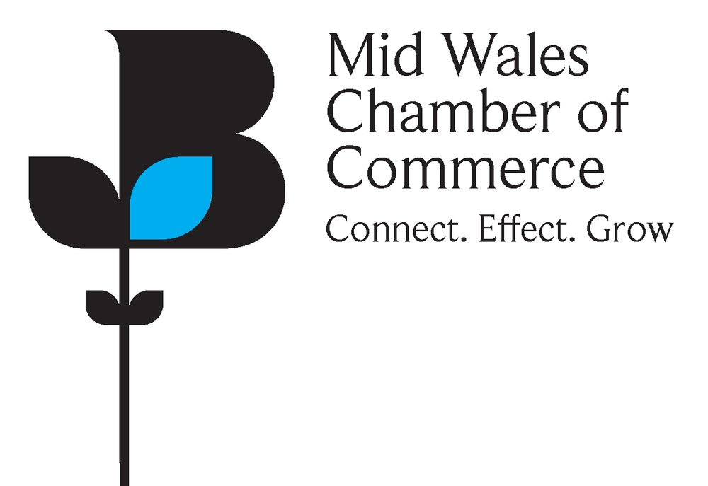 In Association with Mid Wales Chamber of Commerce