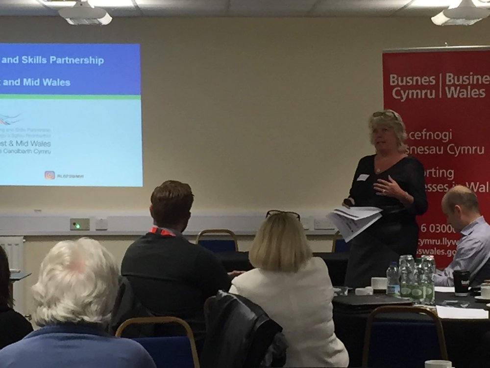 Jane Lewis, RLSP Manager, SW& Mid