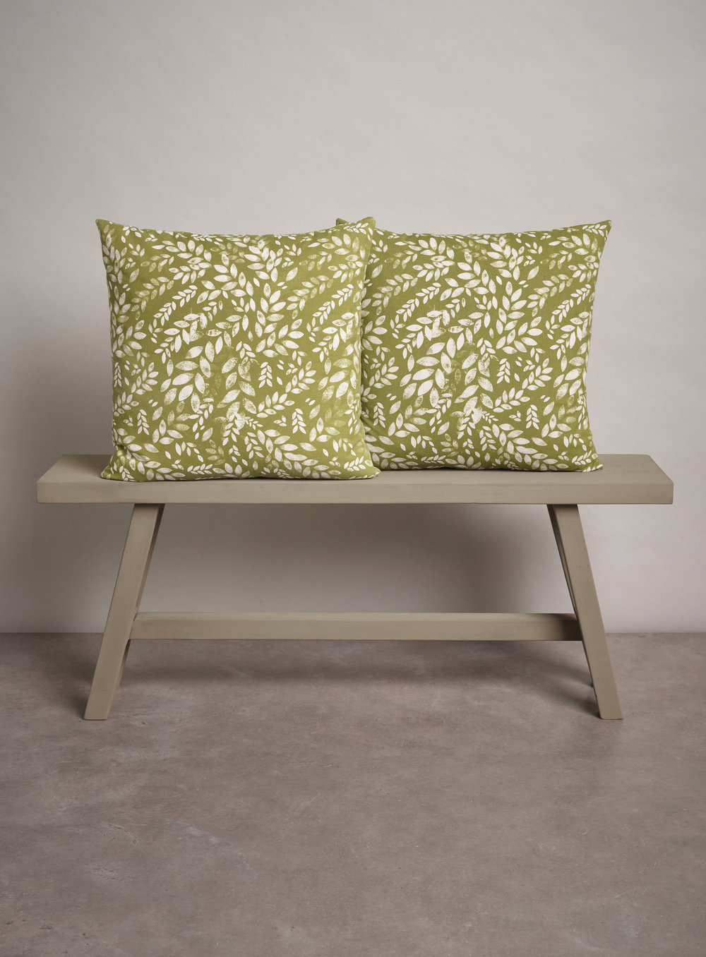 1. NEW POS - V&R ThroughLeaves_OliveOchre_Cushion 2019.jpg