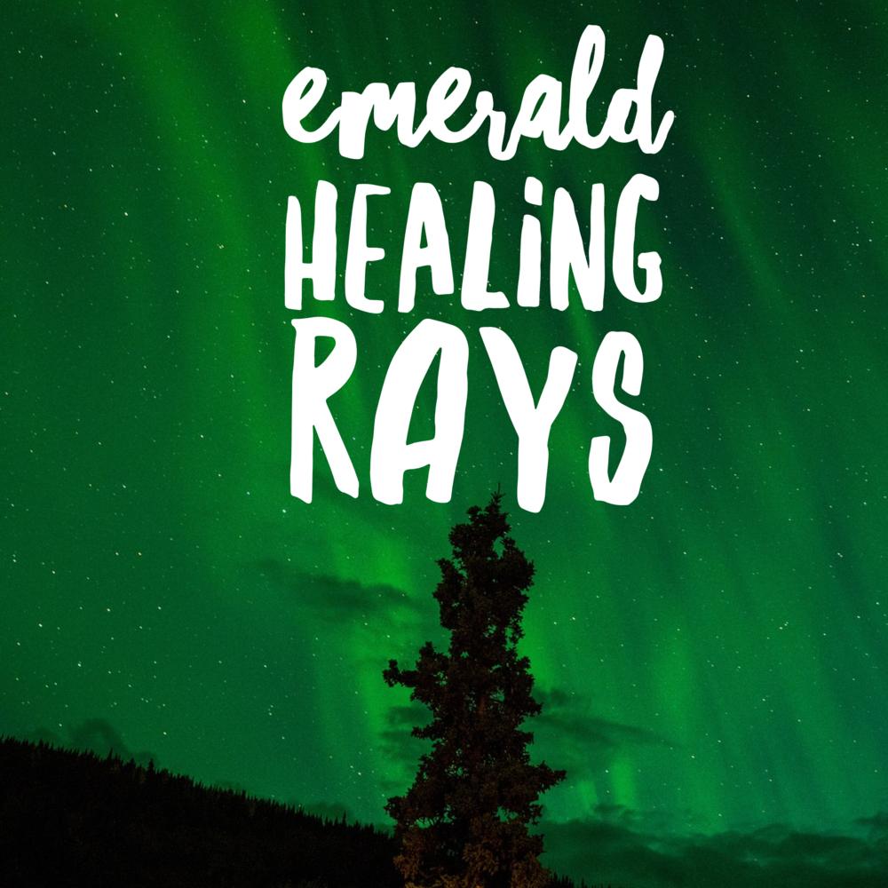 Emerald Healing Rays