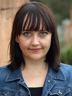Author, Emily Maguire