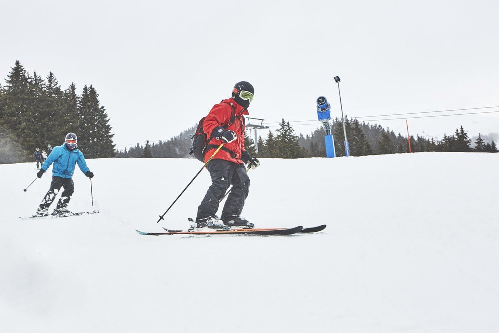 Get slope ready with our experienced instructors
