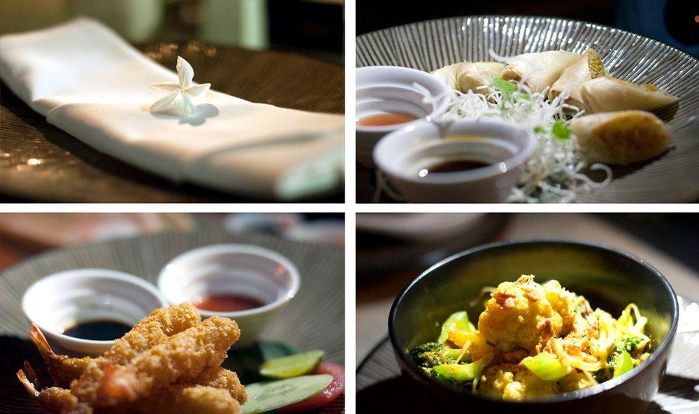 Koh Samui in Asia Gardens enlivens the taste buds