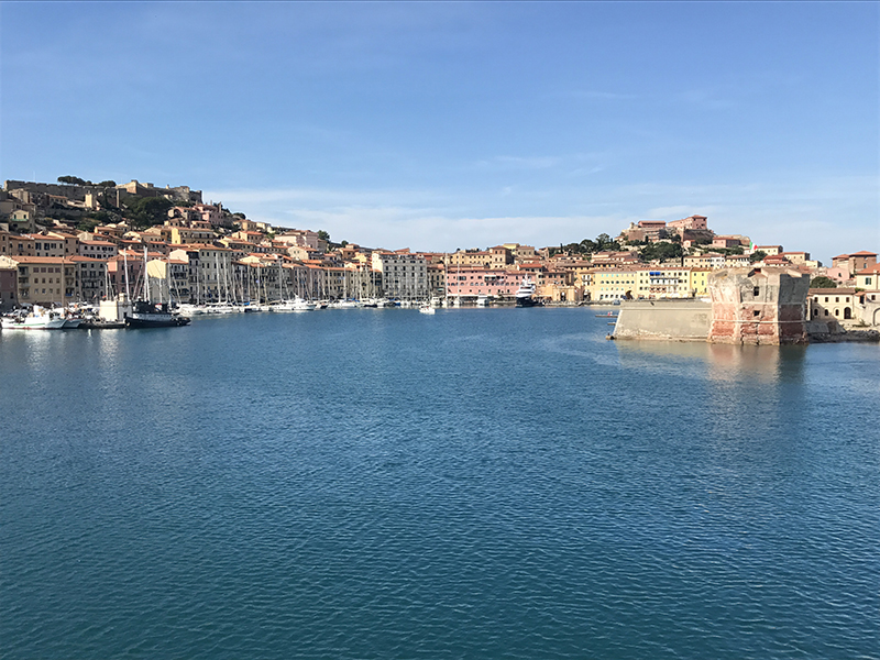 Portoferraio by day