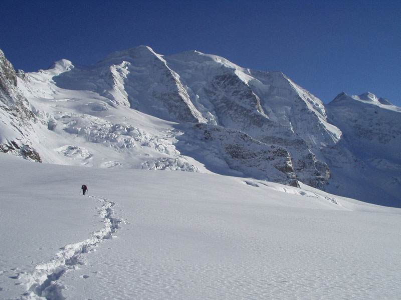 Snow-shoeing is a fun way to explore the mountains and it's a great workout too.