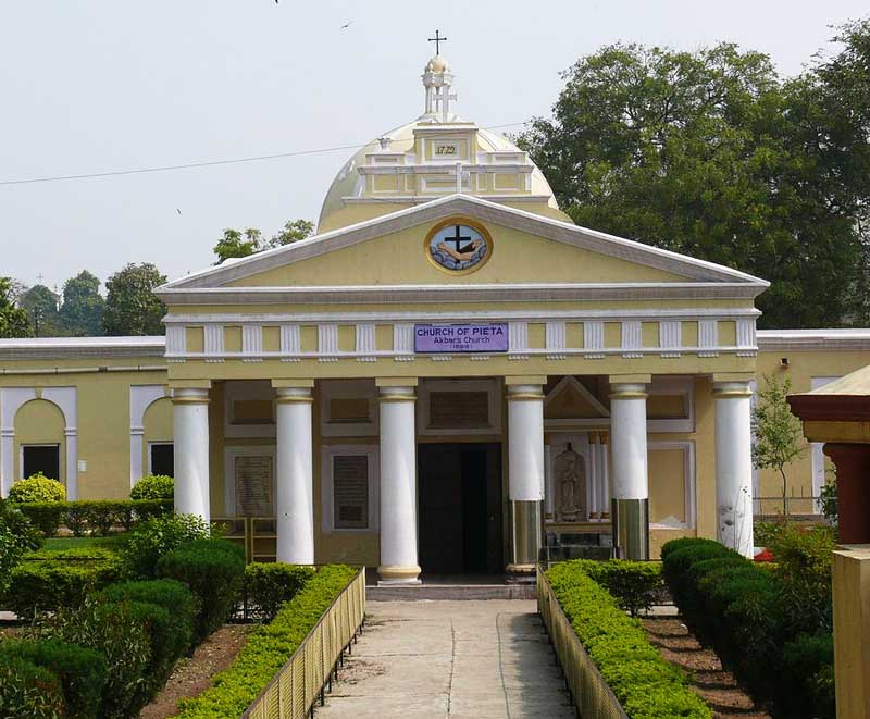 Akbar's Church