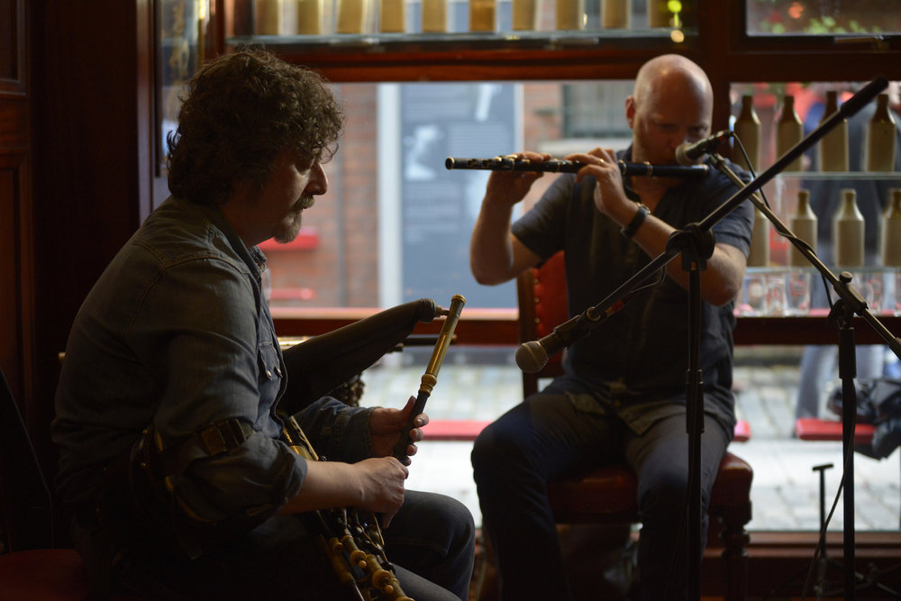 Francis McIlduff & Martin Meehan
