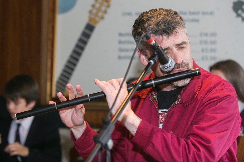 Harry Bradley - Flute