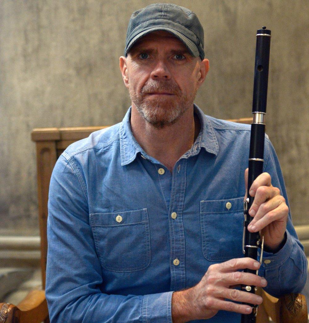 Kevin Crawford - Flute