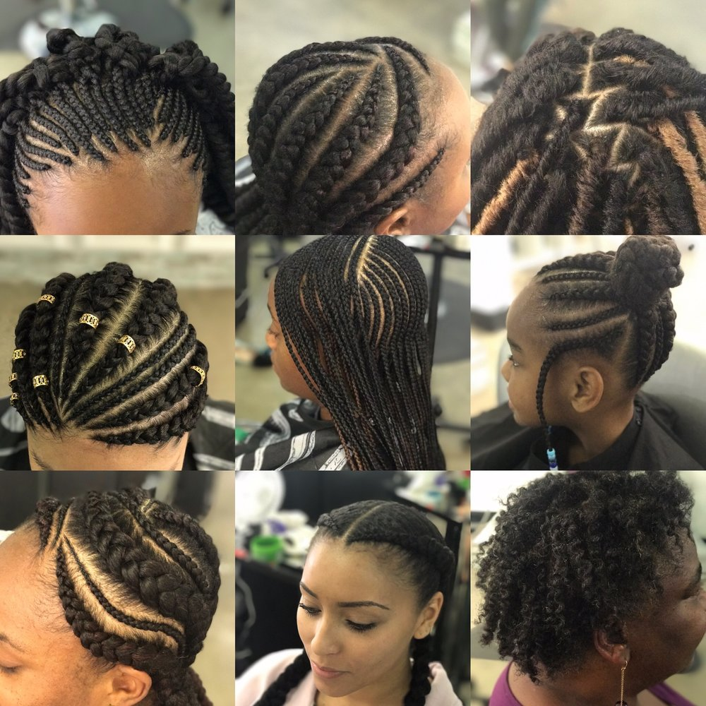 Braid Trends & Types Of Braid Styles