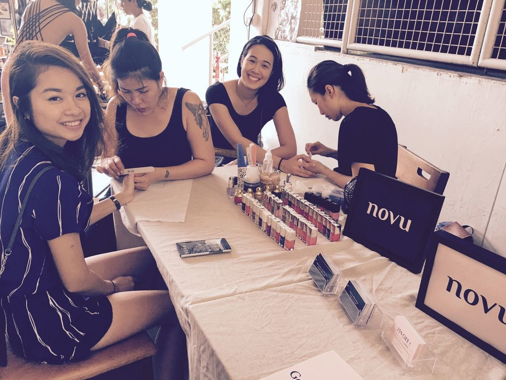 manicure-singapore-sunday-social-camp-kilo-charcoal-beauty-on-the-go
