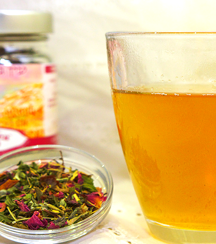 Shalva Tea -