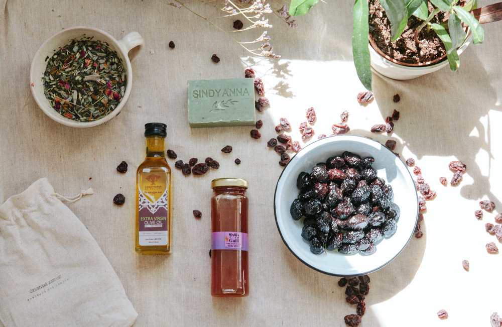 12 Month Gift Box - Gift Box Includes:3-5 Artisanal Israeli products + postcard with description of small businesses supported by gift purchase + personalised Gift Card in first box.Terms:Gift recipient will receive one box each month for 12 consecutive months. Does not auto-renew.Price:$436 ($36.33 / box)