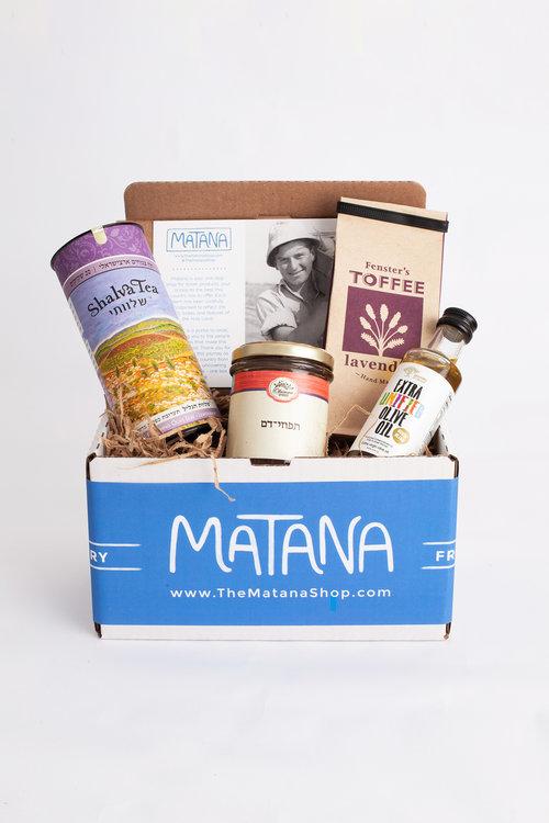 Subscription Boxes — Matana
