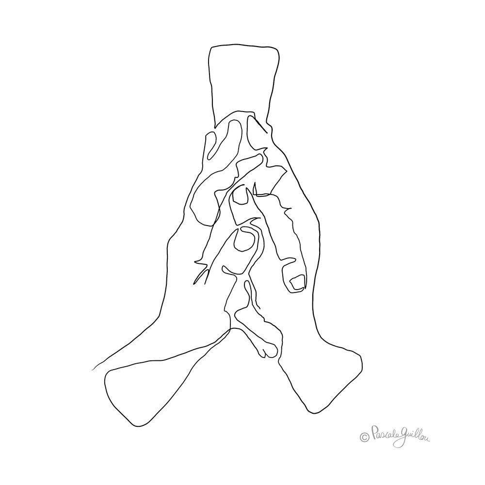 Pascale Guillou Illustration © Hands.jpg