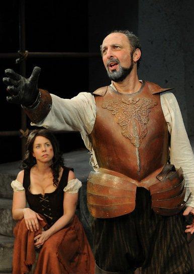 man of la mancha (Theatre By the sea) -