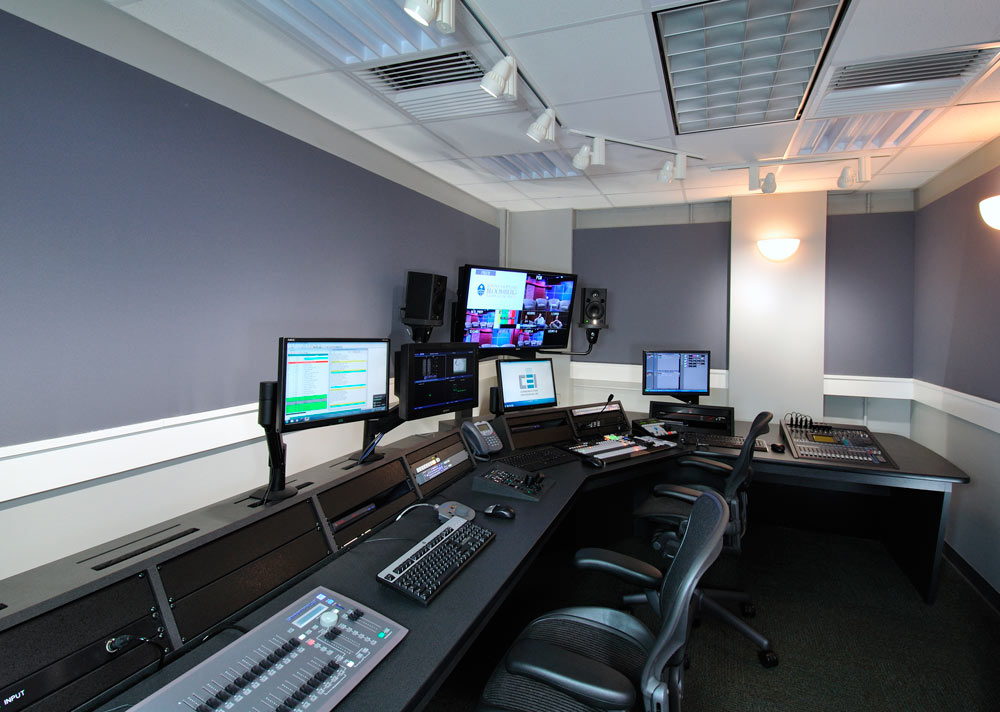 JOHNS HOPKINS CONTROL ROOM