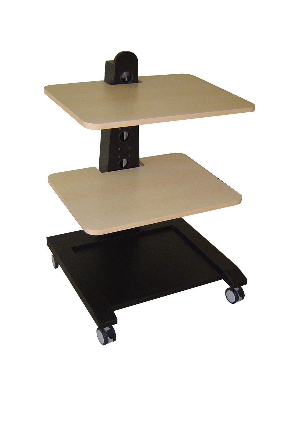 Document camera cart