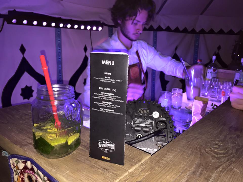 Cocktail shaker The Real Gentlemen & co.