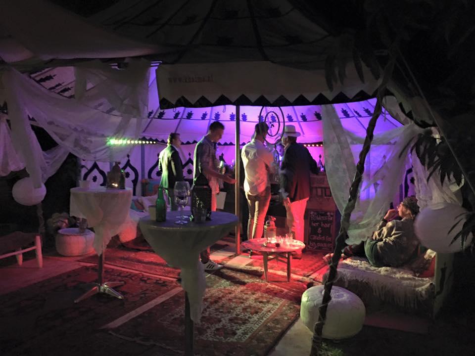 Marokkaanse Tent The Real Gentlemen & co.