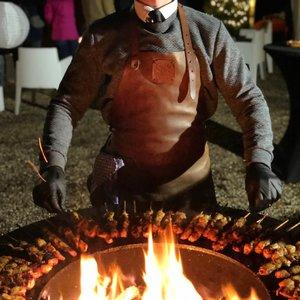 Verzorgd onze foodtruck leiden binnenkort je winterbarbecue?