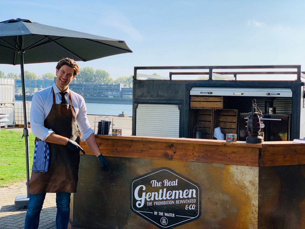 The Real Gentlemen Foodtruck Voorschoten