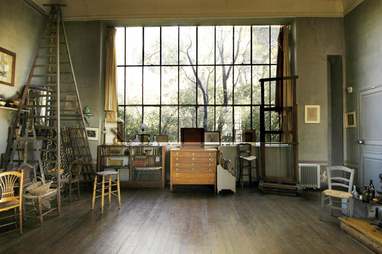 The Lauves Studio-Cezanne's Studio | Aix en Provence