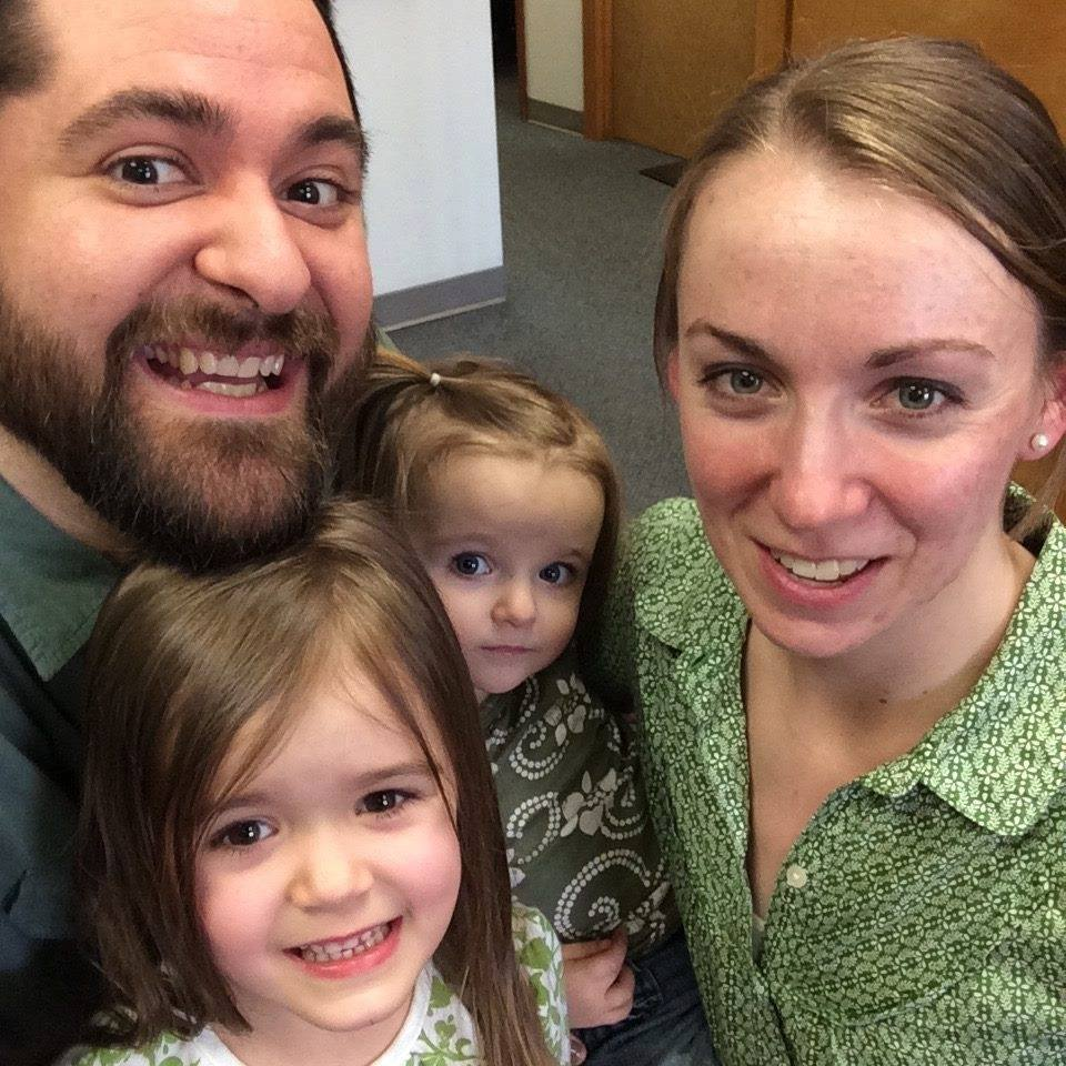 Jonathon Bevil - Bevil is the pastor at Lakewood UMC in North Little Rock Arkansas.  He is married to Missy and has two daughters, Sophia and Emma. In his down time, Bevil loves reading about Bigfoot and making wood mosaics.