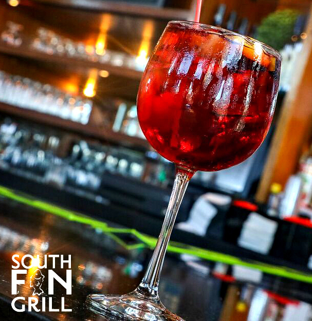 There's no such thing as a wrong time for Sangria! Grab your friends and try our other signature summertime drinks!