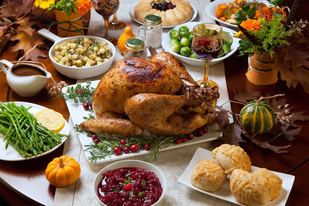 View Our Thanksgiving Menu