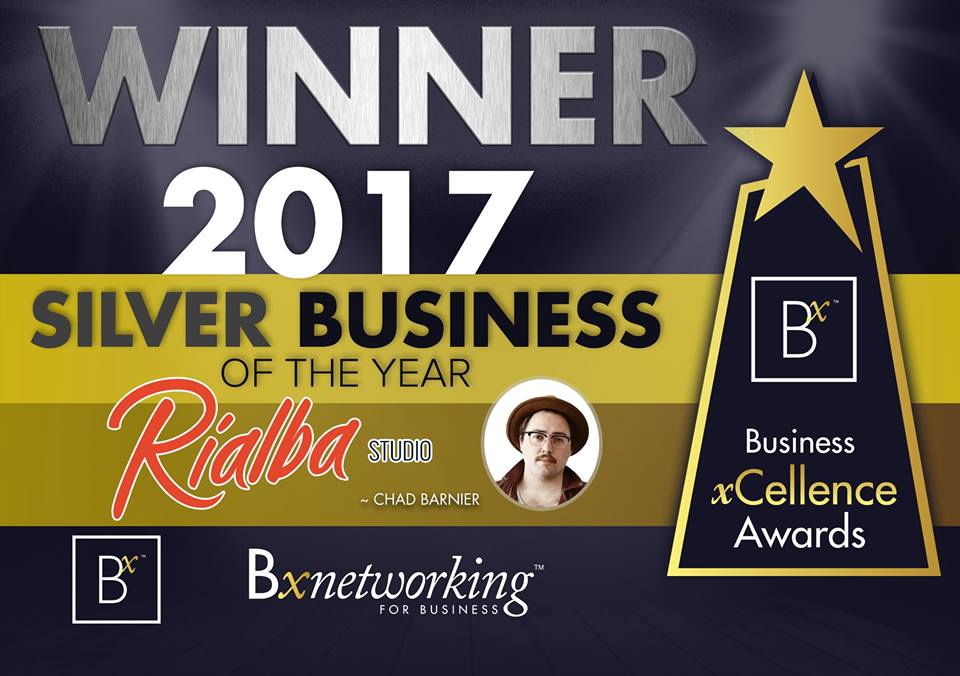 2017 Bx Business xCellence Award - Silver Business of the Year.jpg