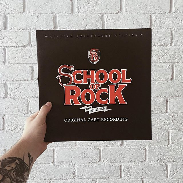 Just heard the announcement that School of Rock the Musical is coming to Australia 😱🤘🏻 If y'all want to cast me as Dewey Finn, I would definitely think about it but we would have to negotiate the 20 minute long solos and the corporal punishment ✊🏻😉 #youreintheband #novacancy #horacegreen #maggotdeath #stickittotheman #schoolofrockaustralia