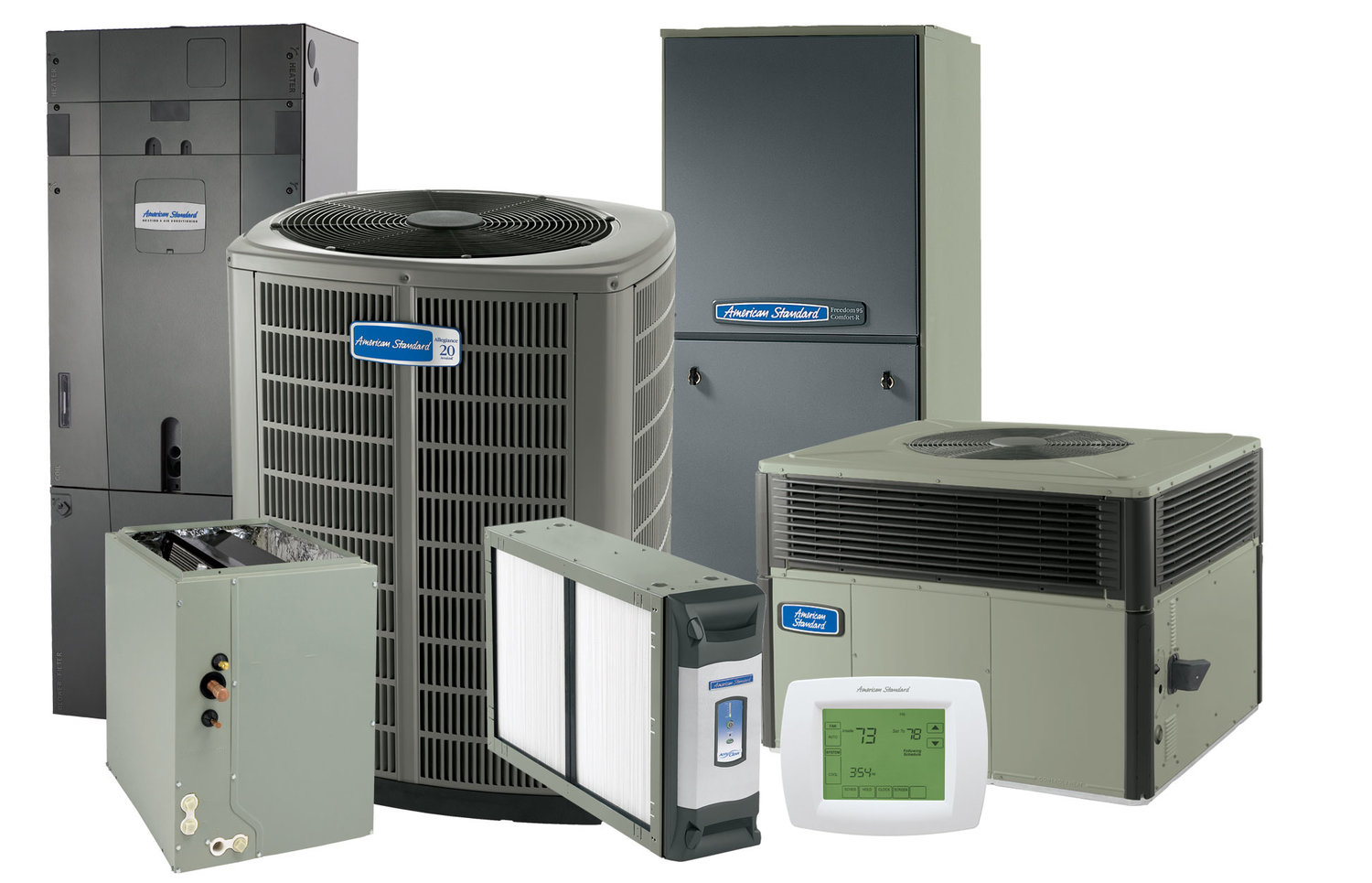 products — kimmel heating & air conditioning